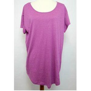 Alternative Women's X-Small Purple Shirt T-Shirt